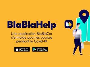 BlaBlaCar présente BlaBlaHelp.