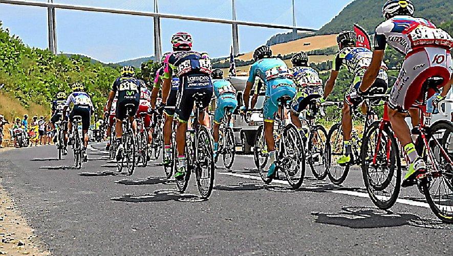 Les coureurs s'élanceront de Millau le 4 septembre.