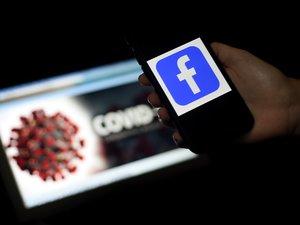 """Facebook va mettre en avant en France des vidéos de l'AFP sur des fausses informations sur le coronavirus, dans un effort de """"pédagogie"""" contre la désinformation"""