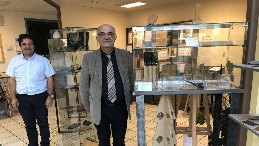 Jean-Pierre Bénazet est le directeur général de la Fondation Opteo de l'Aveyron et du Tarn-et-Garonne./Photo MCB.
