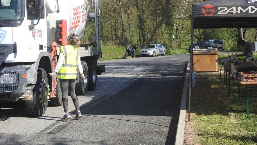 Une étape sympathique pour les routiers dont les conditions de travail sont devenues difficiles.