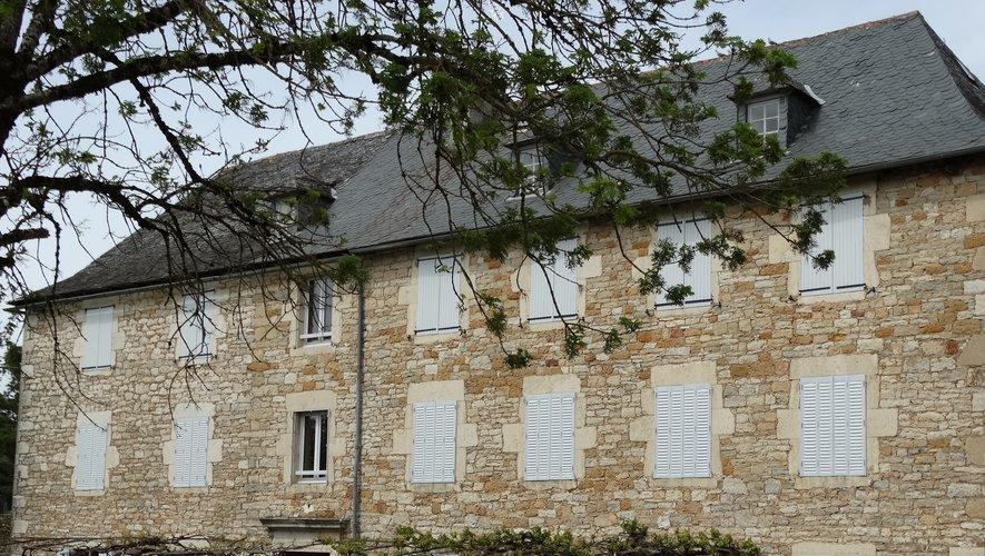 L'ancien couvent de Chantemerle.