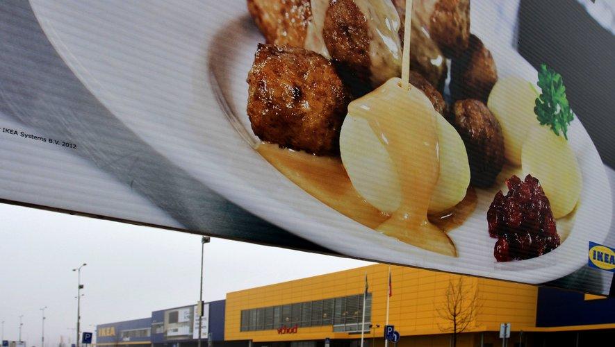 Boulettes de viande suédoises d'Ikea
