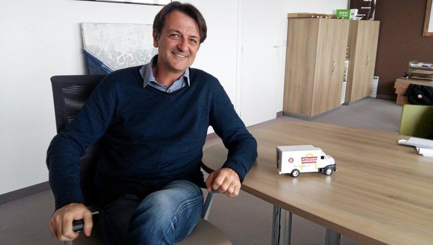 Stéphane Loreaux est le propriétaire de quatre des six McDonald's du département.