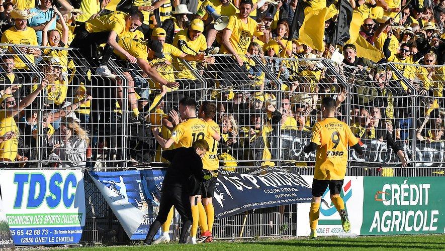 À l'image de Naucelle, tenant du titre, la finale de la coupe de l'Aveyron déchaîne les passions.