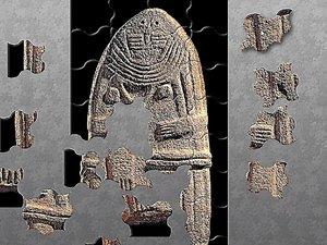 Mieux connaître la Dame de Saint-Sernin où la reconstituer en puzzle… c'est possible.