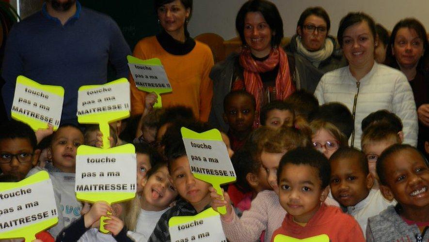 Déjà les années précédentes, des craintes existaient pour la maternelle Pendariès.