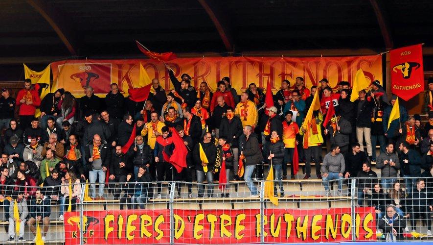 Les supporters ruthénois pourront voir de la Ligue 2 la saison prochaine.