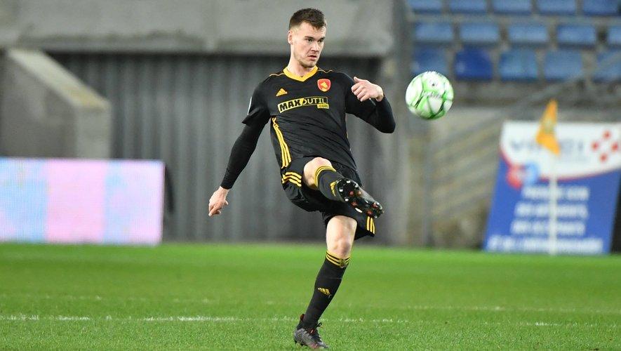 Bart Straalman est arrivé à Rodez en janvier 2020.