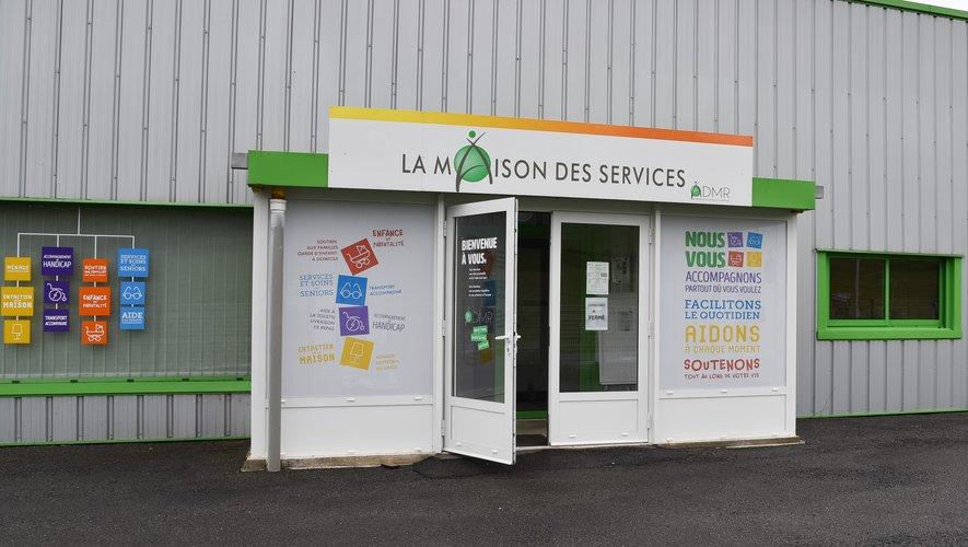 L'ADMR de Montbazens.
