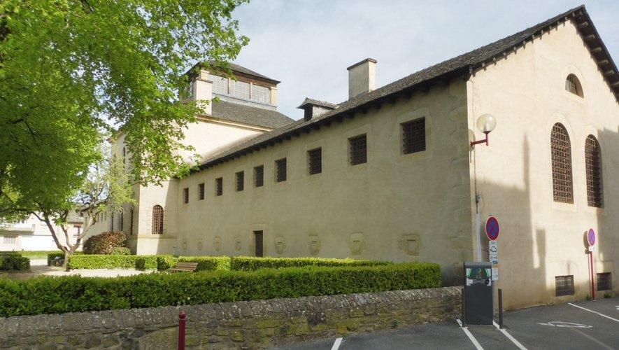 L'ancienne prison,  un monument à l'architecture remarquable.