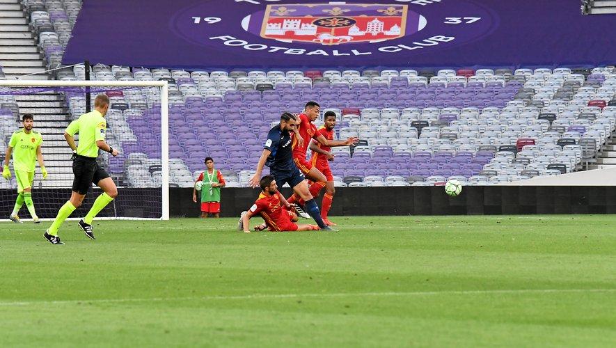 Avec la relégation de Toulouse, le Raf va retrouver le Stadium la saison prochaine.