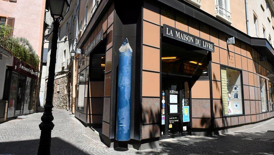 Rodez : la Maison du Livre reprend son activité petit à petit