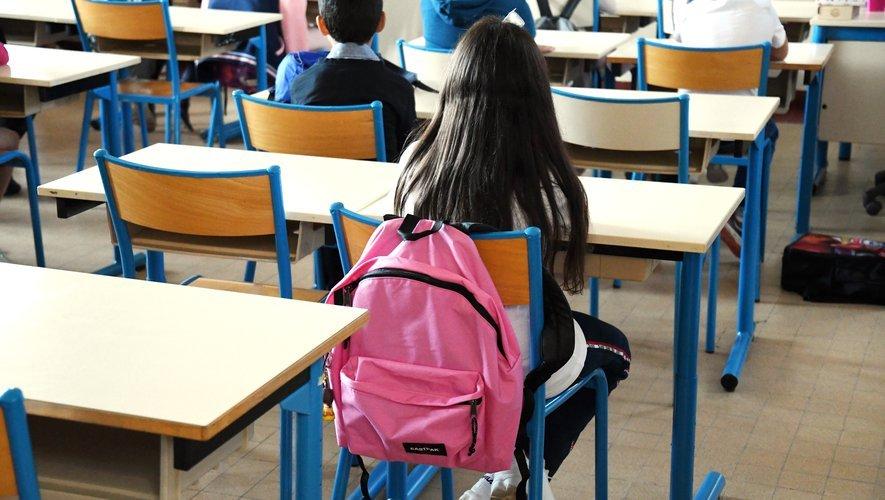 Une configuration possible des salles de classe.