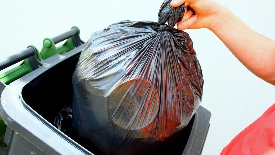Modification d'organisation pour la collecte des déchets.