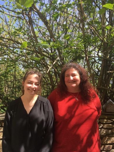 Emilie et Sylvie, au service de votre santé et bien être.