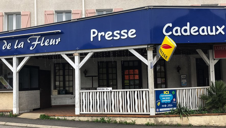 Portes closes à la Maison de la presse.