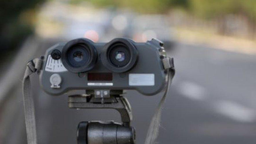 """La gendarmerie de l'Aveyron """"continuera à surveiller tous les axes routiers du département, de jour comme de nuit"""""""