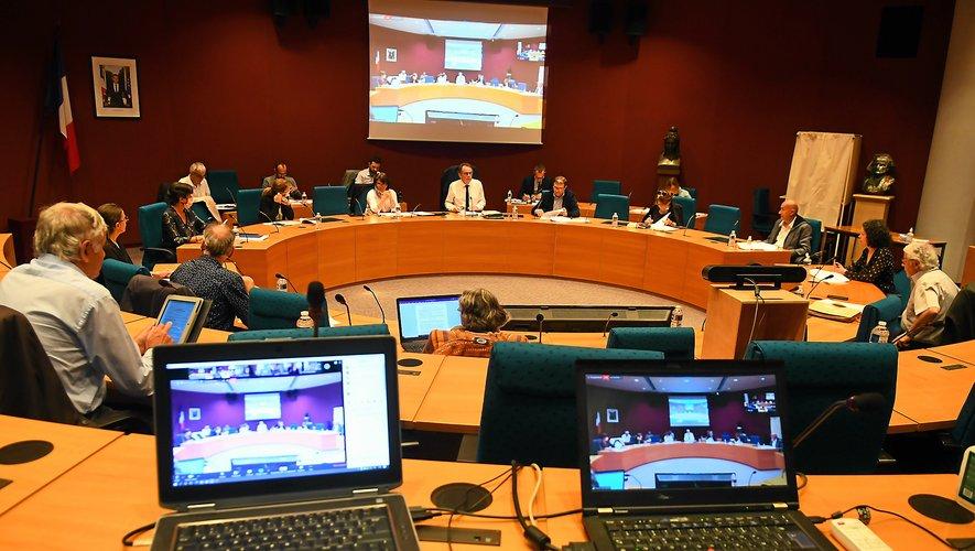 Le conseil municipal de jeudi soir a été houleux à Rodez.