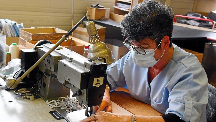 « On a la capacité de fabriquer un produit qui fait cruellement défaut, alors on le fait ! », explique le gérant.
