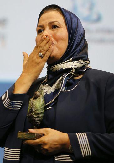 Latifa Ibn Ziaten viendra à Rignac en 2021.