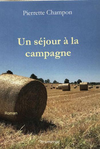 Un nouveau roman de Pierrette Champon