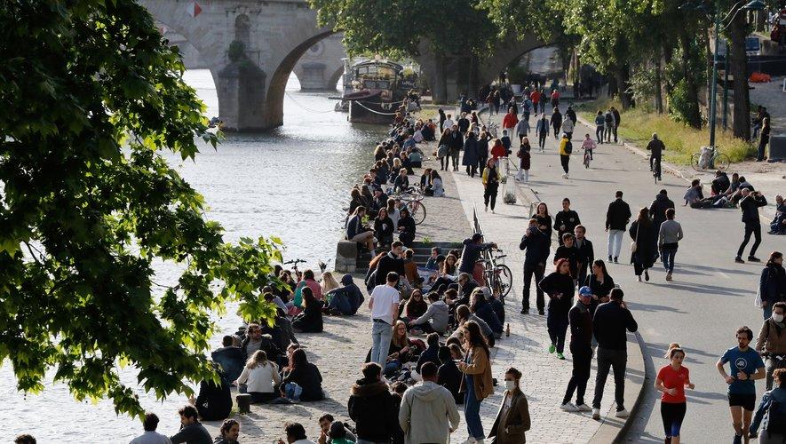 57% des Français considèrent que beaucoup de choses vont changer dans leur mode de vie après le confinement