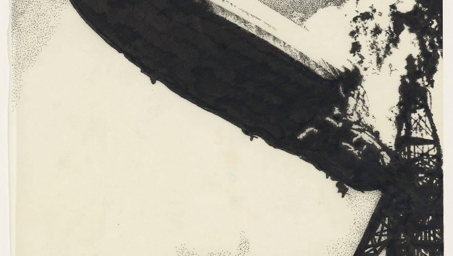 La pochette du premier album de Led Zeppelin devrait rapporter 30.000$ chez Christie's.