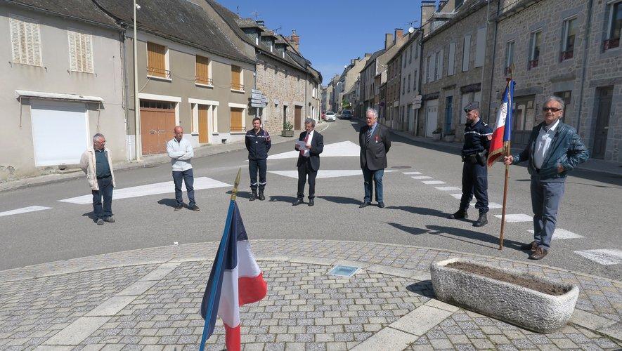 La commune a honoré les 75 ans de ce jour glorieux de Victoire et de Paix.