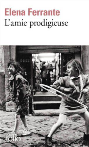 """La saga """"L'Amie prodigieuse"""" (4 tomes), qui a fait la notoriété d'Elena Ferrante, a elle-même déjà été adaptée en série par la chaîne américaine HBO"""