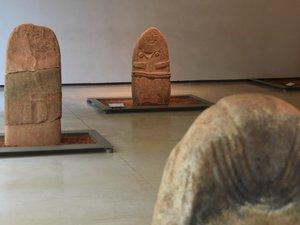 Les statues-menhir du musée Fenaille vont pouvoir retrouver les visiteurs.
