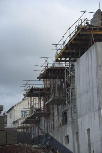 Le secteur du bâtiment est trsè impacté.