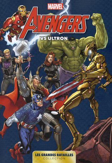 """""""Marvel: les grandes batailles 01 - Avengers vs Ultron"""" prend la tête des meilleures ventes"""