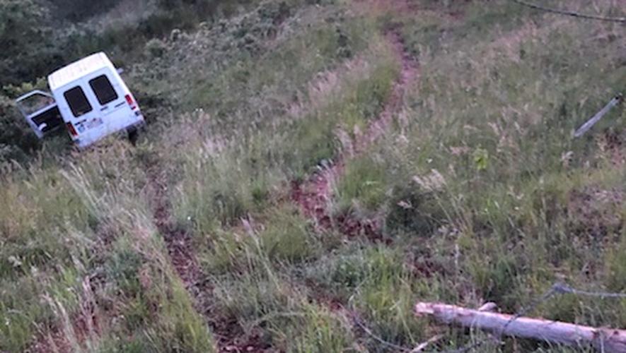 Le véhicule a été retrouvé peu de temps après par les gendarmes de Marcillac.
