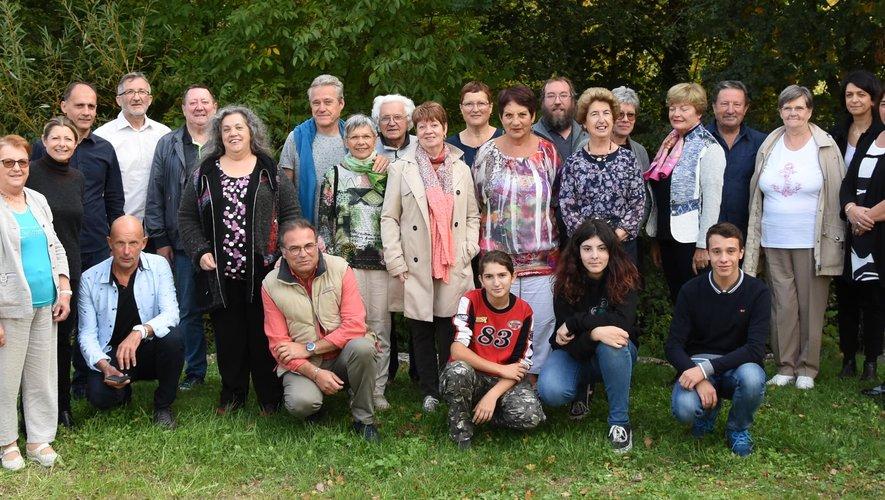 L'équipe de bénévoles qui a porté l'édition 2019 du festival.