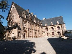 Le château de Bournazel.