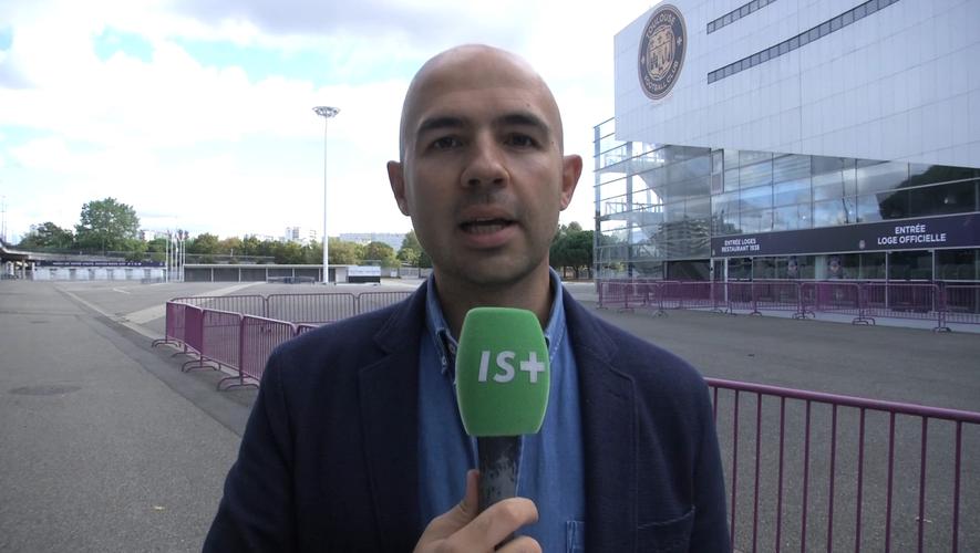 Faute de sport, Maxime Sounillac travaille intensément sur l'information générale.