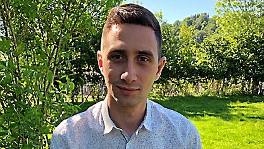 Pierre Ignace, 24 ans, élu le 15 mars, sera installé le 26 mai.