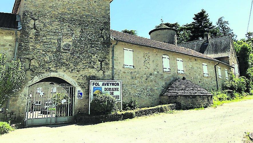 Le centre de Laurière.