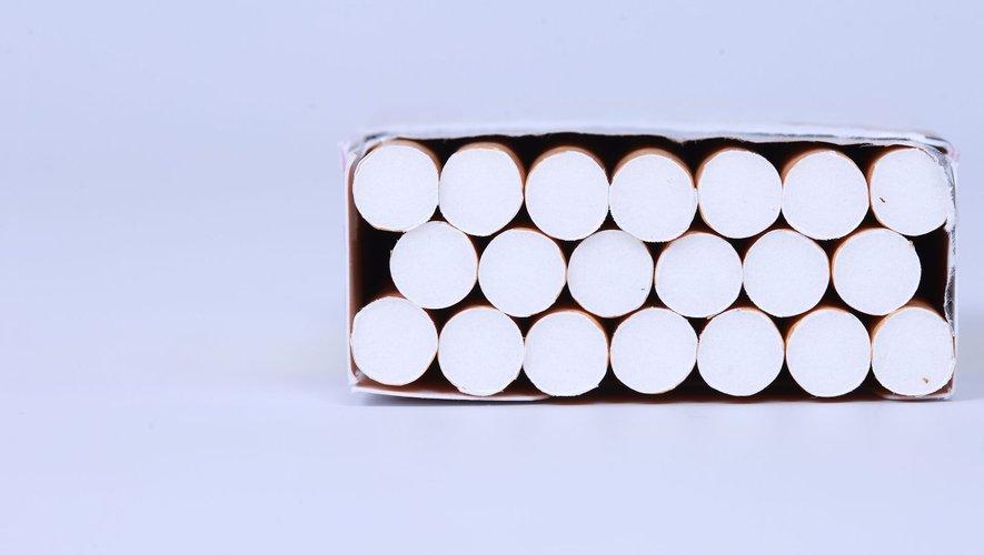 Les cigarettes menthol interdites à la vente