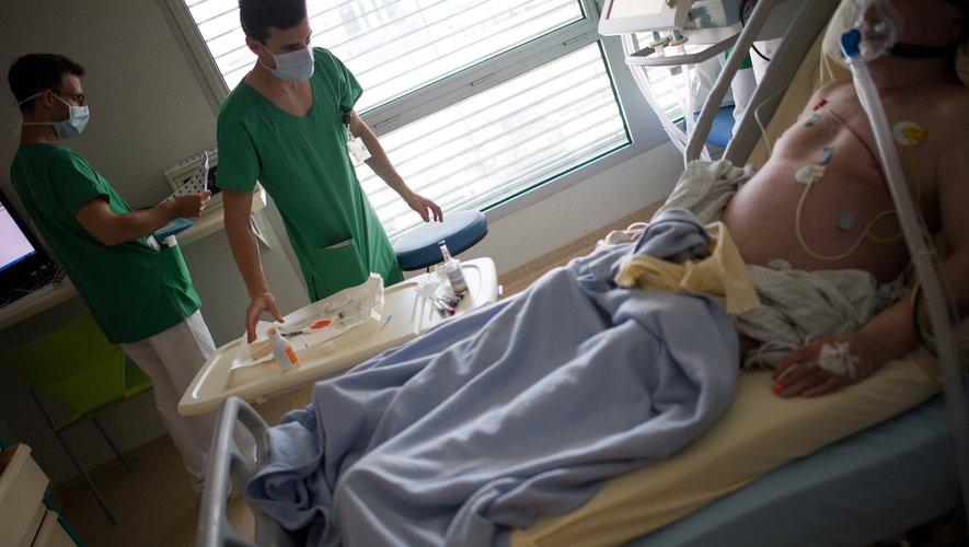 Un interne sur trois présente des symptômes de stress post-traumatique depuis la crise du coronavirus