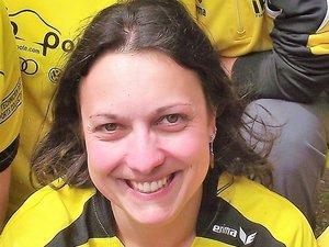 Charlène Delcayre, coprésidente du SQ Gages.
