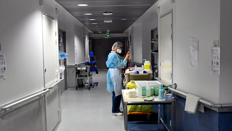 79 établissements hospitaliers, hors des départements les plus touchés par le Covid-19, ont été retenus par le gouvernement pour élever la prime des soignants de 500 à 1500€. Celui de Rodez fait partie de la liste.
