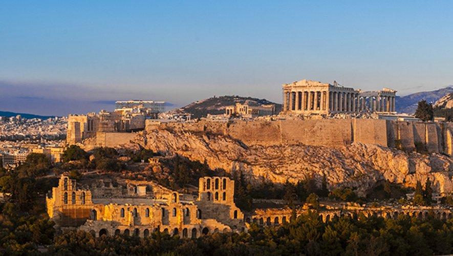 En Grèce l'administration publique a accéléré son virage numérique à l'heure du télétravail et de la distanciation sociale.
