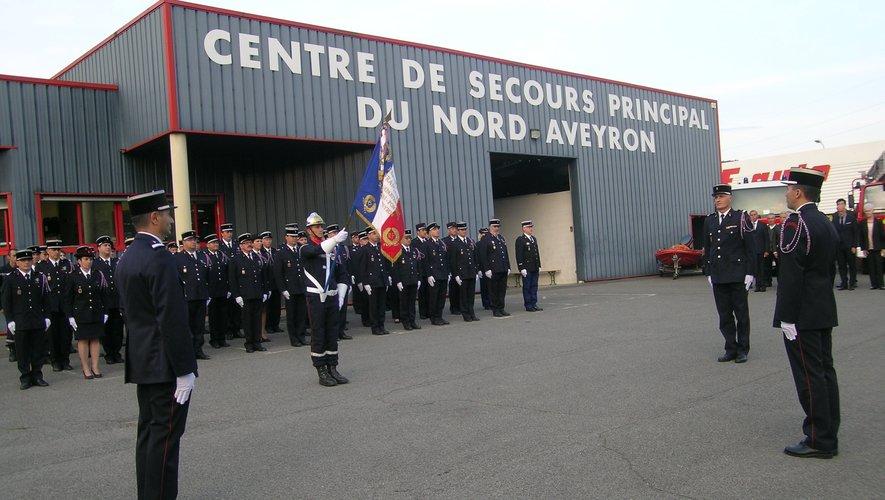 La prise de pouvoir du chef de corps du CSP, le lieutenant Serge Rieutort.