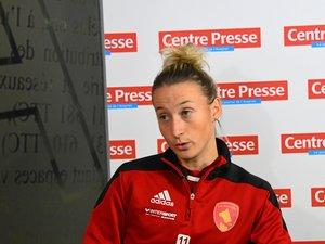 Anna Banuta, c'est plus de 130 matches avec les Rafettes depuis 2013.