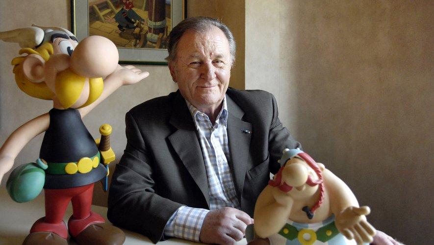 Albert Uderzo est décédé le 24 mars dernier