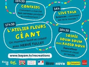 """Le festival """"Ré-Création-S"""" lancera sa première édition le 30 mai."""