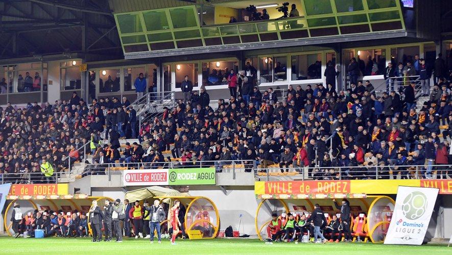 Le public ruthénois aura-t-il droit à de la Ligue 2 tous les week-ends à la fin de l'été ?