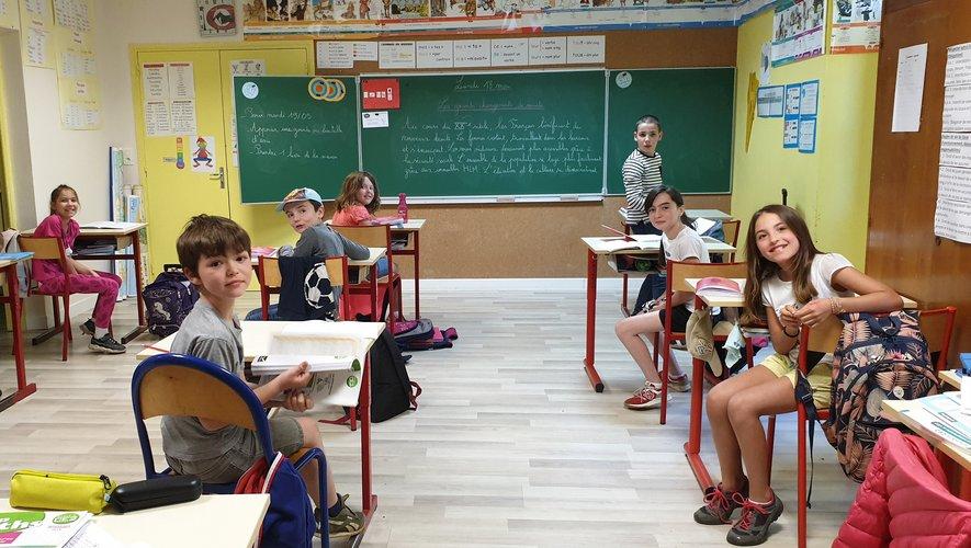 L'école de Cruéjouls